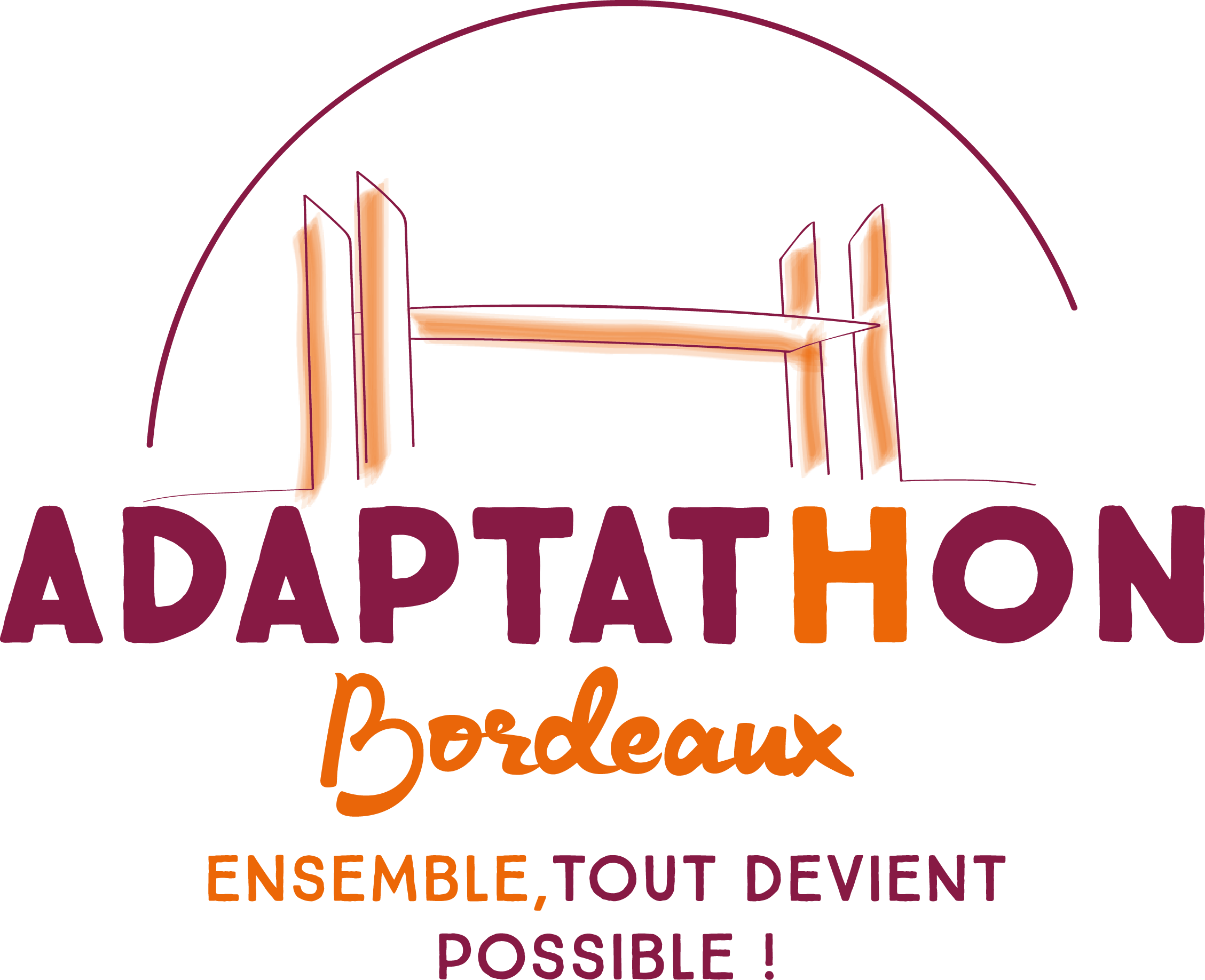 logo adaptathon-bordeaux 2019