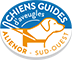 Chiens Guides d'Aveugles logo